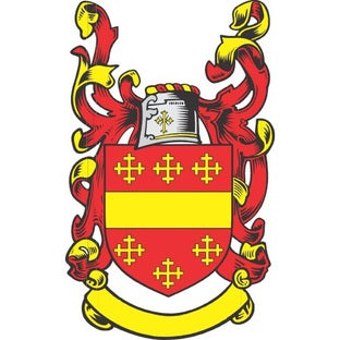 Beauchamps Family Crest