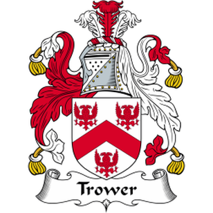 Trower Family Crest