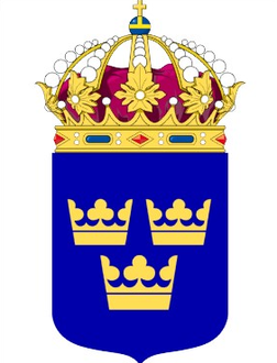 Sweden National Arms