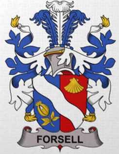 Forsell Family Crest