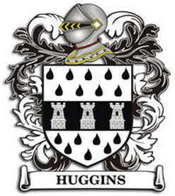 Huggins Family Crest