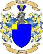 Gendron Family Crest