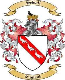 Sewall Family Crest
