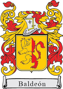 Baldeon Family Crest