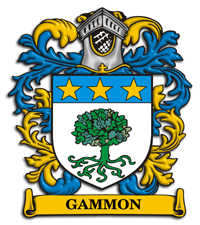 Gammon Family Crest