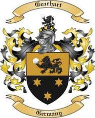 Gearhart Family Crest