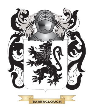 Barraclough Family Crest