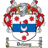 Delany Family Crest