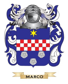 Marco Family Crest