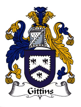 Gittins Family Crest