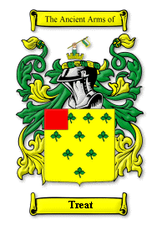 Treat Family Crest