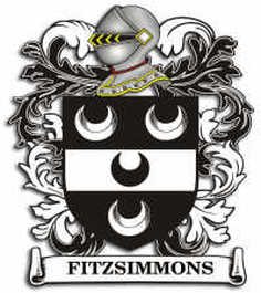 Fitzsimmons Family Crest
