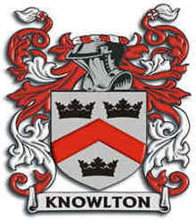 Knowlton Family Crest
