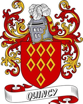 Quincy Family Crest
