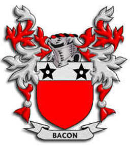 Bacon Family Crest