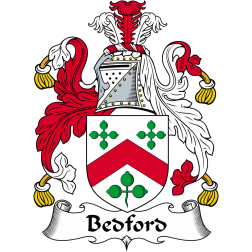 Bedford Family Crest