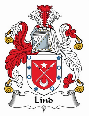 Lind Family Crest