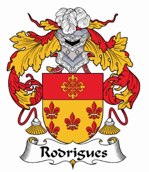 Rodrigues Family Crest