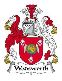 Wadsworth Family Crest