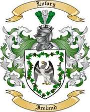 Lowry Family Crest