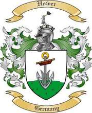 Hower Family Crest