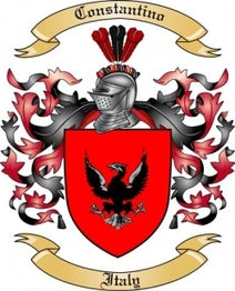 Constantino Family Crest
