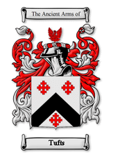 Tufts Family Crest