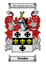 Evendon Family Crest