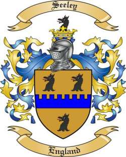 Seeley Family Crest