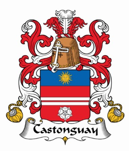 Castonguay Family Crest