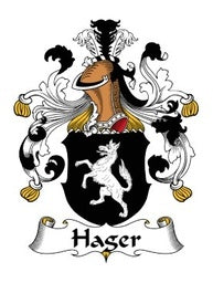 Hager Family Crest