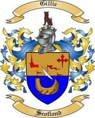 Gillie Family Crest