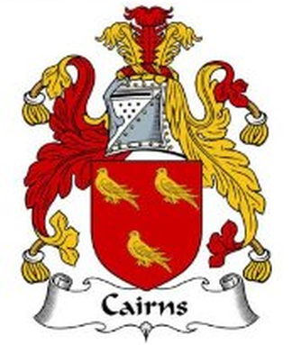 Cairns Family Crest