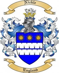 Nickle Family Crest