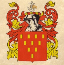 Cordrey Family Crest