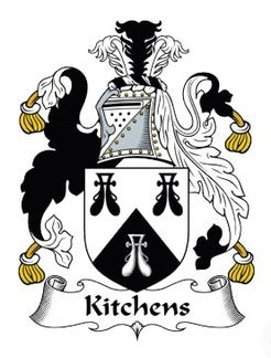 Kitchens Family Crest