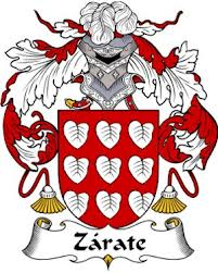 Zarate Family Crest