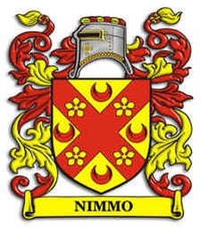 Nimmo Family Crest