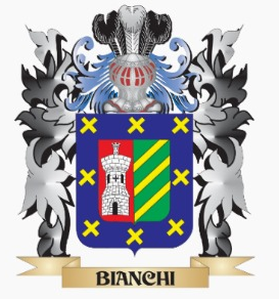 Bianchi Family Crest