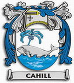 Cahill Family Crest