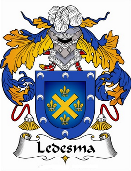 Ledesma Family Crest