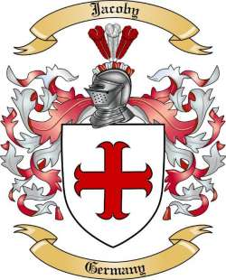 Jacoby Family Crest
