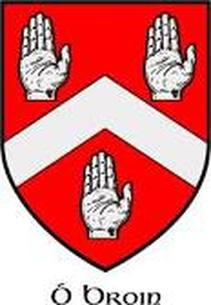 O'Broin Family Crest