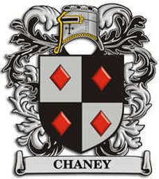 Chaney Family Crest