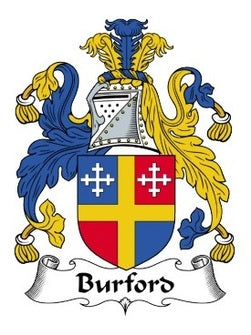 Burford Family Crest