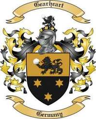 Gearheart Family Crest