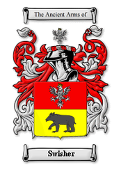 Swisher Family Crest
