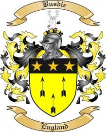 Busbie Family Crest