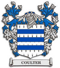 Coulter Family Crest