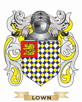 Lown Family Crest